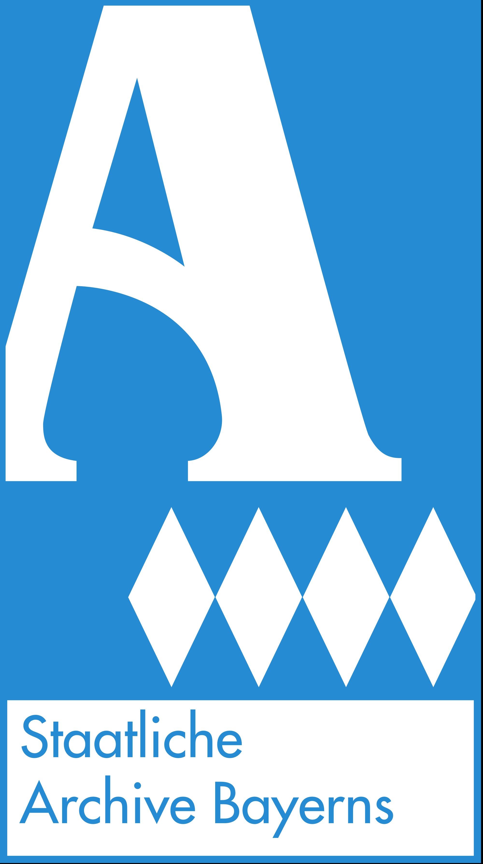 Logo Staatliche Archive Bayerns