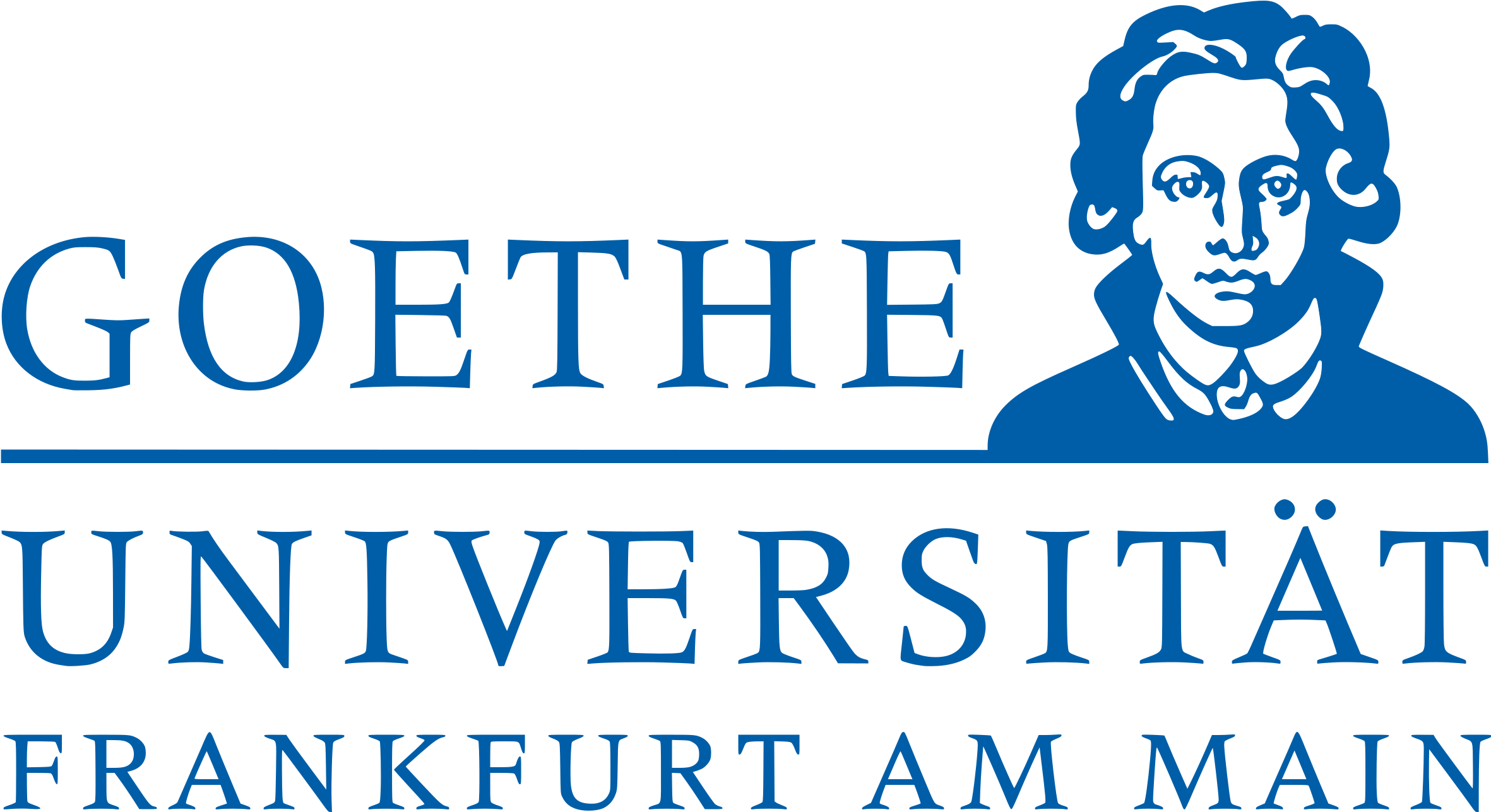 Logo Goethe Universität Frankfurt am Main